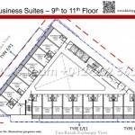 SOFO Business Suites Floor Plan