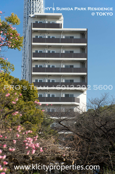 HY's Sumida Park Residence @ Tokyo