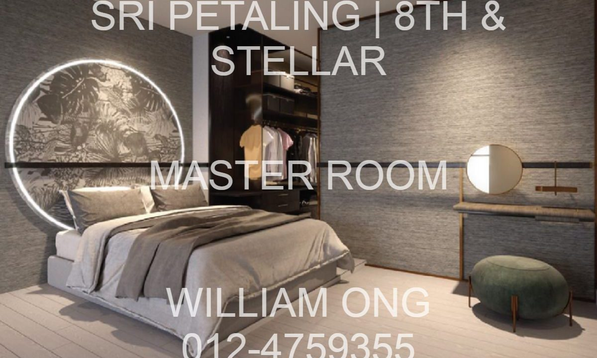 Sti Petaling | 8th Stellar | Duplex First Floor