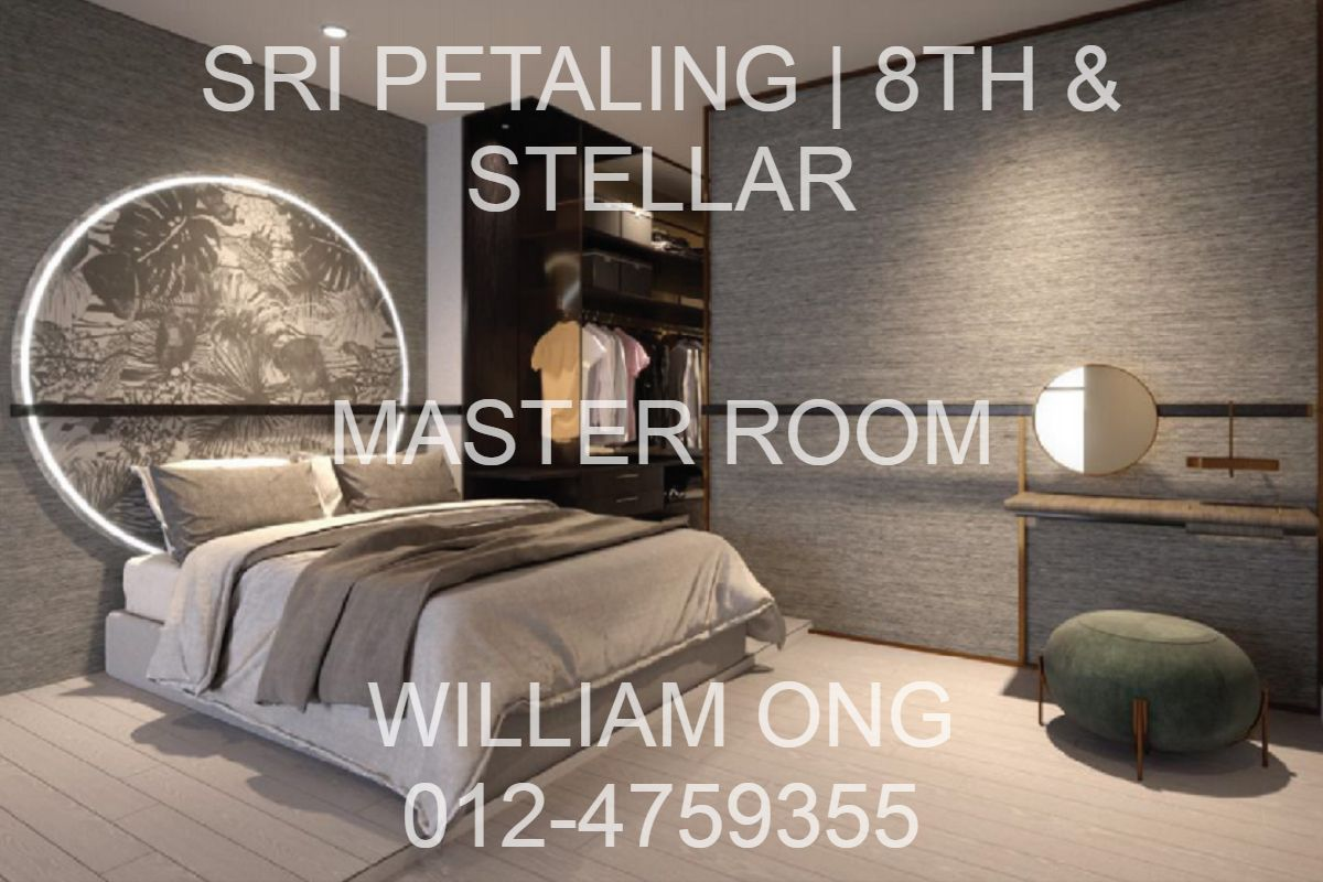Sri Petaling |Duplex Loft | 8th & Stellar for Sales
