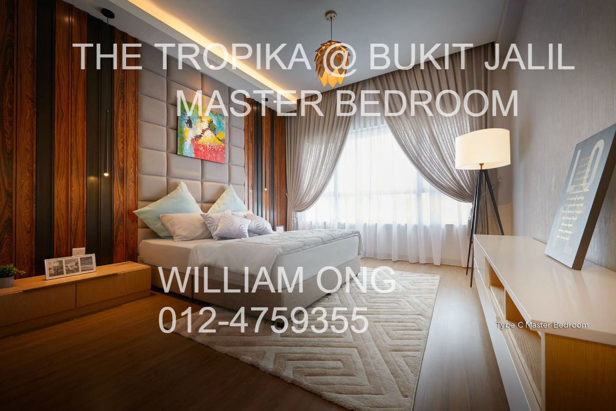 BUKIT JALIL | CONDOMINIUM | THE TROPIKA FOR SALE