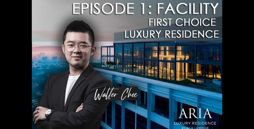 ARIA LUXURY RESIDENCE | Fully Furnished Negotiable Ready Move In By June After Lockdown