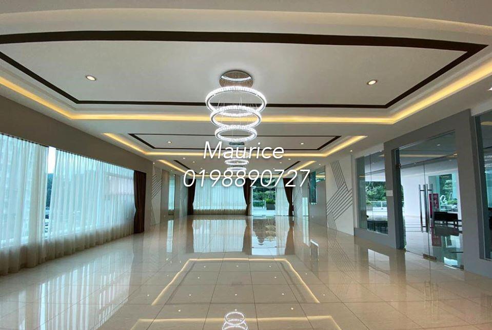 Skyridge Garden_Tanjung Tokong_Hall