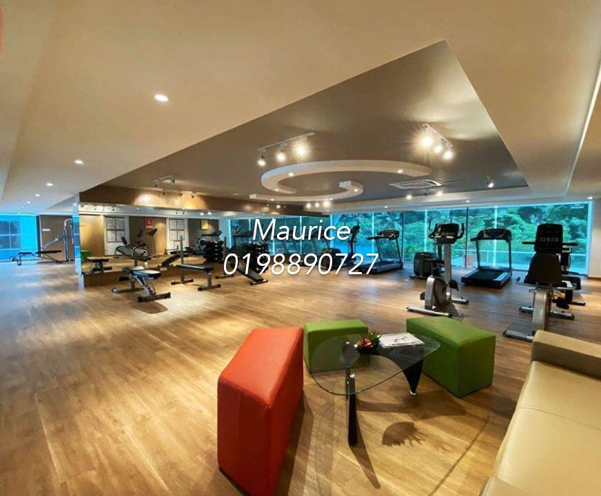 Skyridge Garden_Tanjung Tokong_Gym Room
