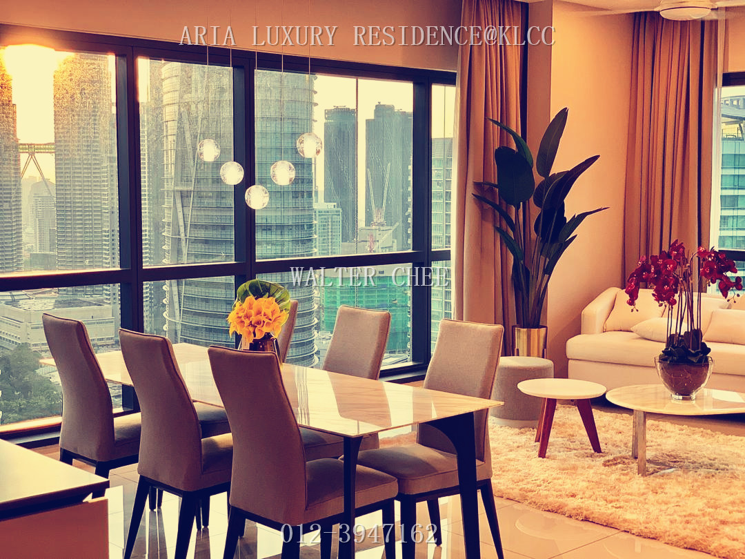 ARIA LUXURY RESIDENCE | Fully Furnished Negotiable Ready Move In