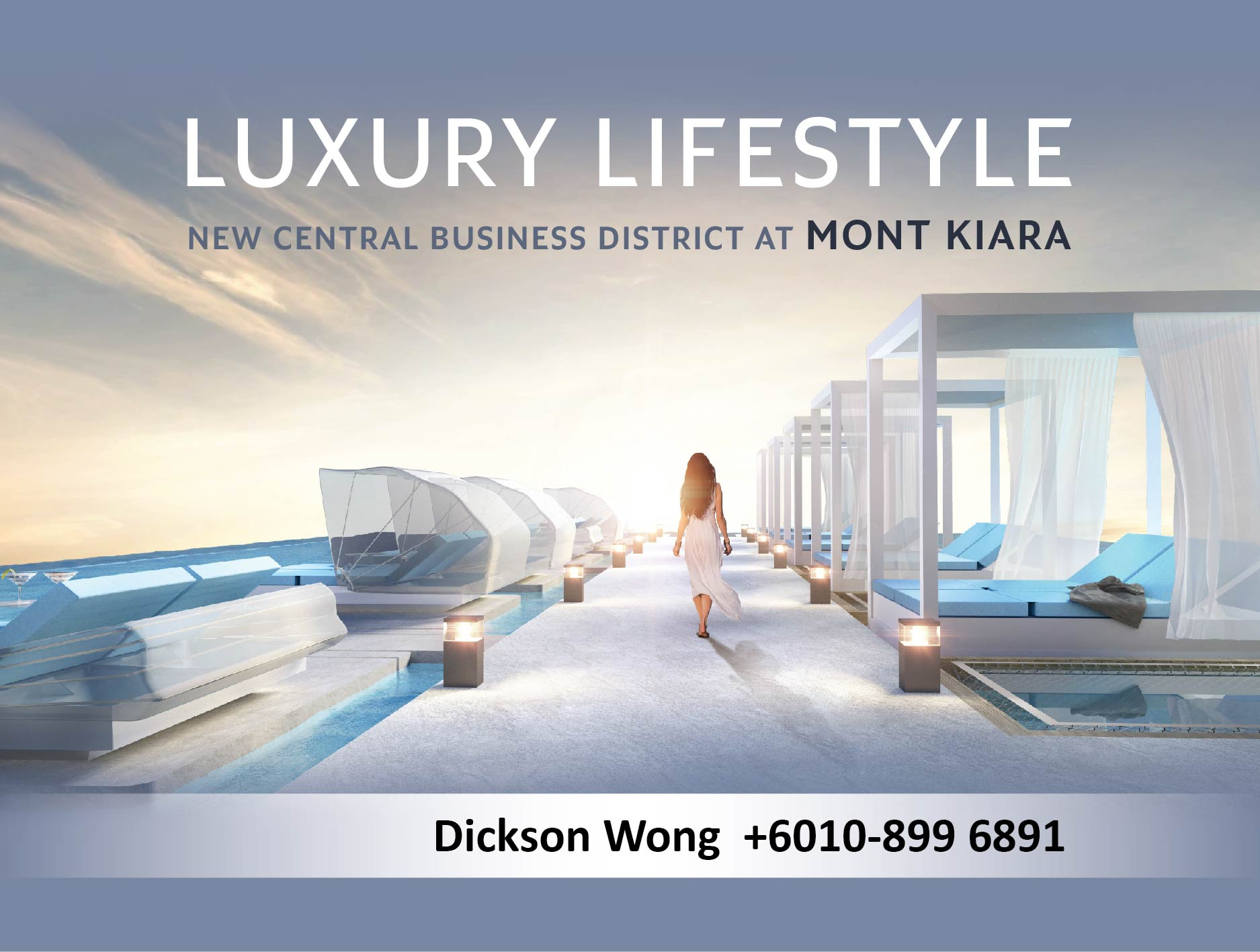 Mont Kiara New Freehold Serviced Residence