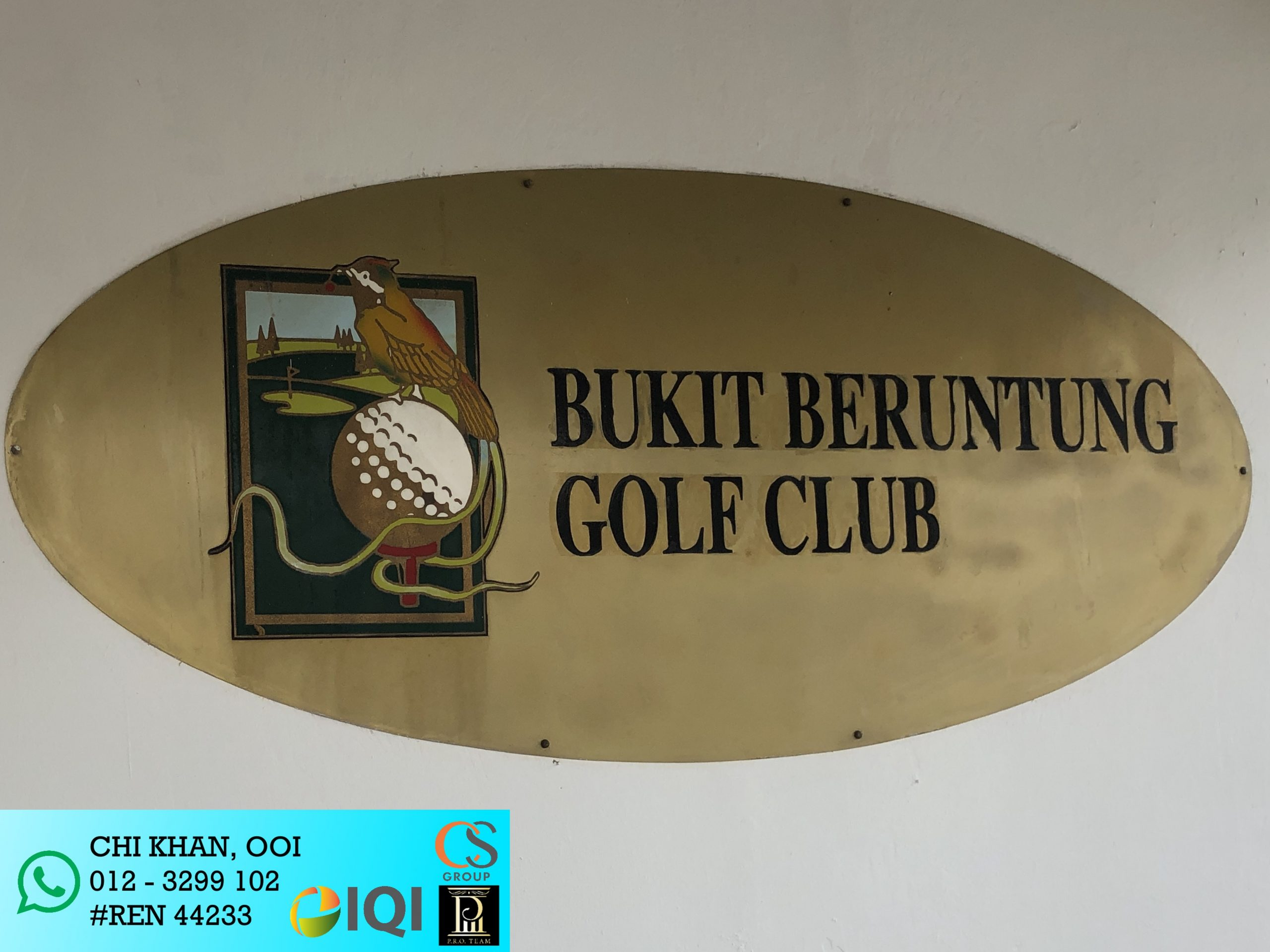 BKT BERUNTUNG LAND | FOR SALE