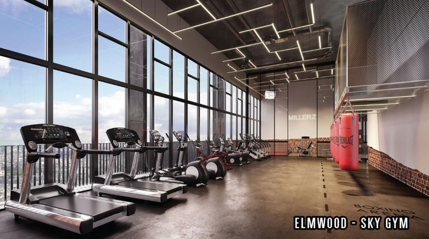 Tower E - Sky Gym