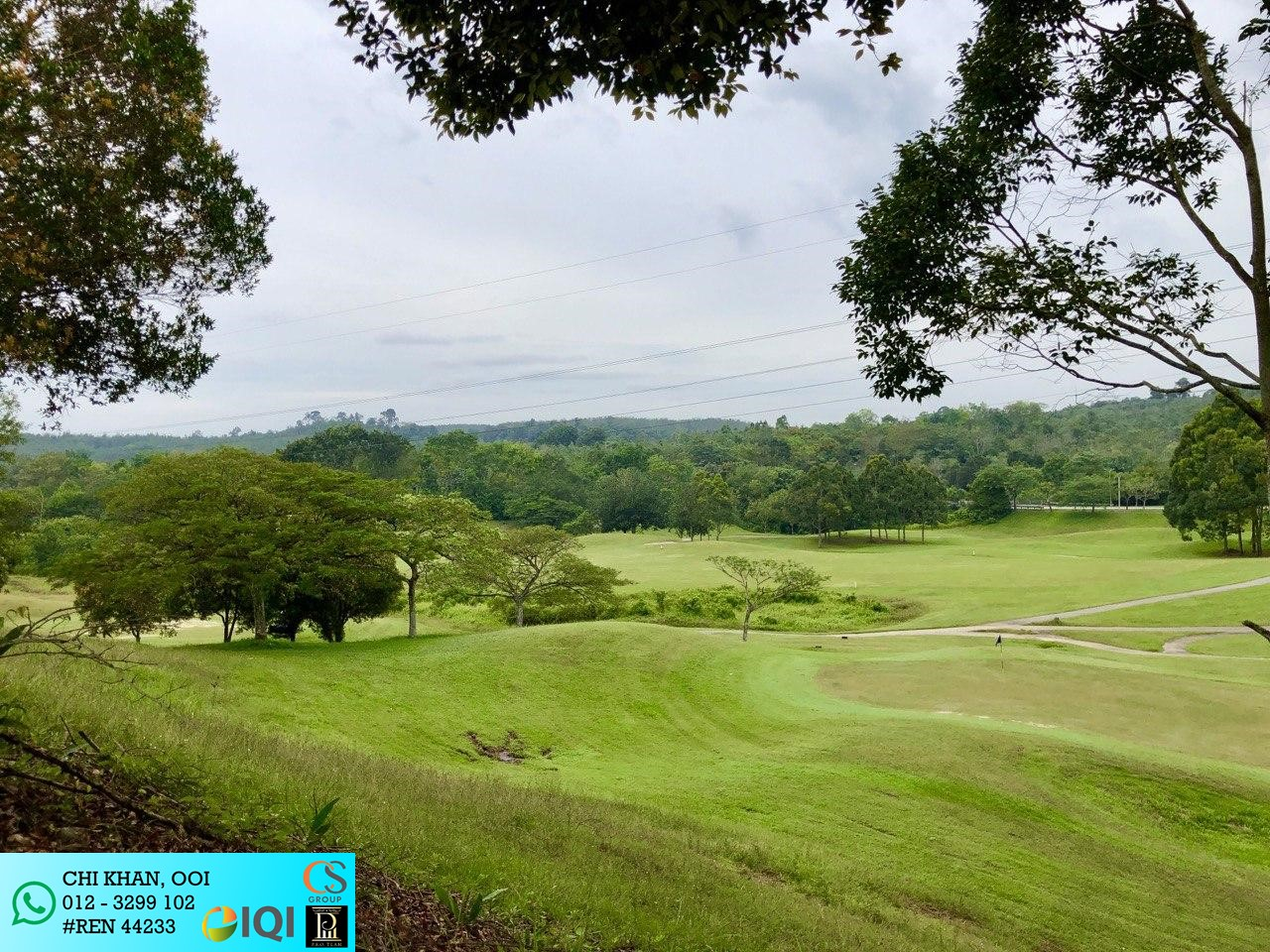 LEMBAH BERINGIN GOLF COURSE | BUNGALOW LAND FOR SALE @ RM500,000 (nego)
