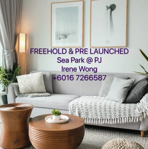 Prelaunch & Freehold in Sea Park PJ