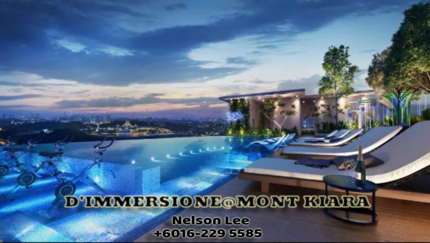 D'IMMERSIONE | Serviced Residence @ Mont Kiara