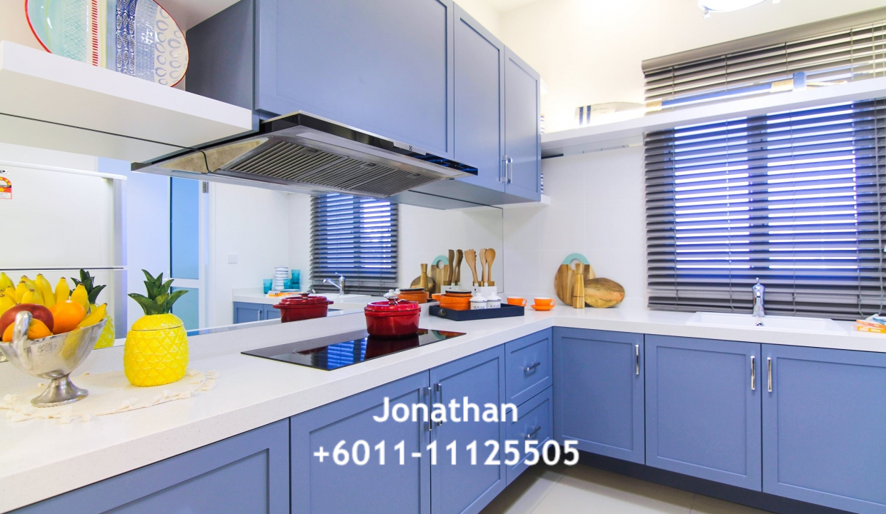 Havana Beach Residences Kitchen rsr- Jonathan