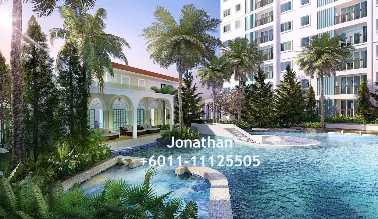 Havana Beach Residences Pool2 rsr - Jonathan