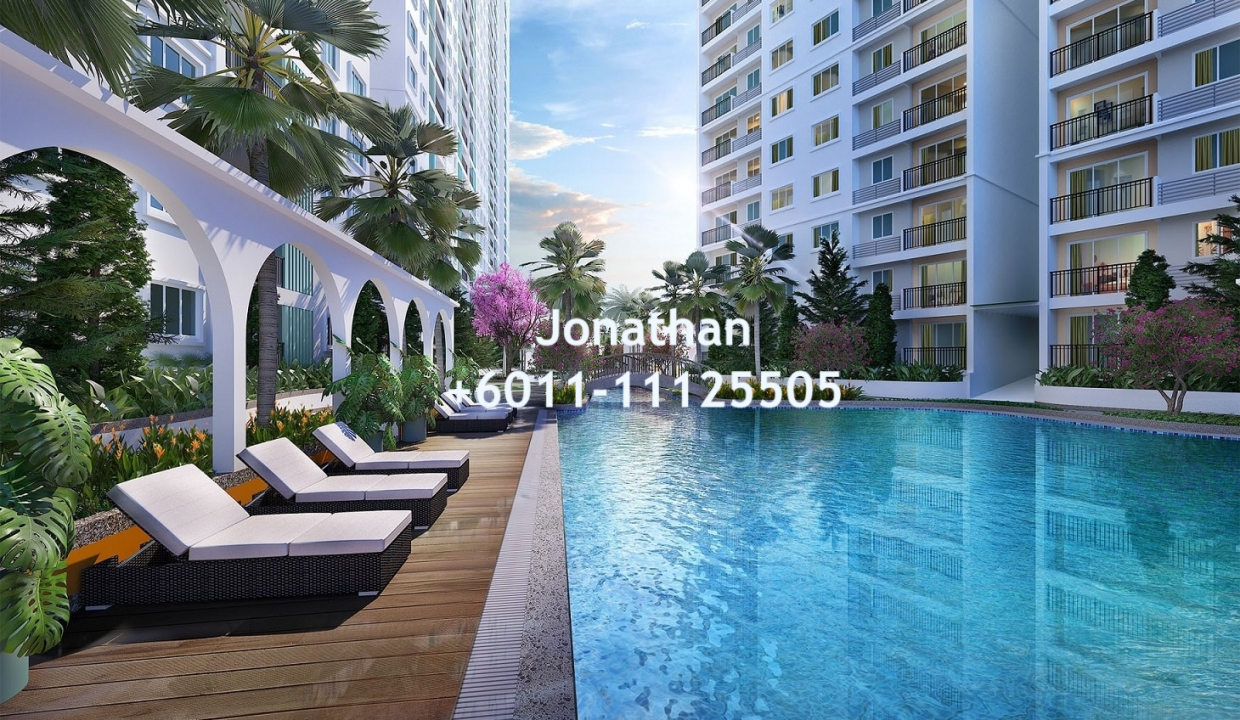 Havana Beach Residences Pool3 rsr - Jonathan