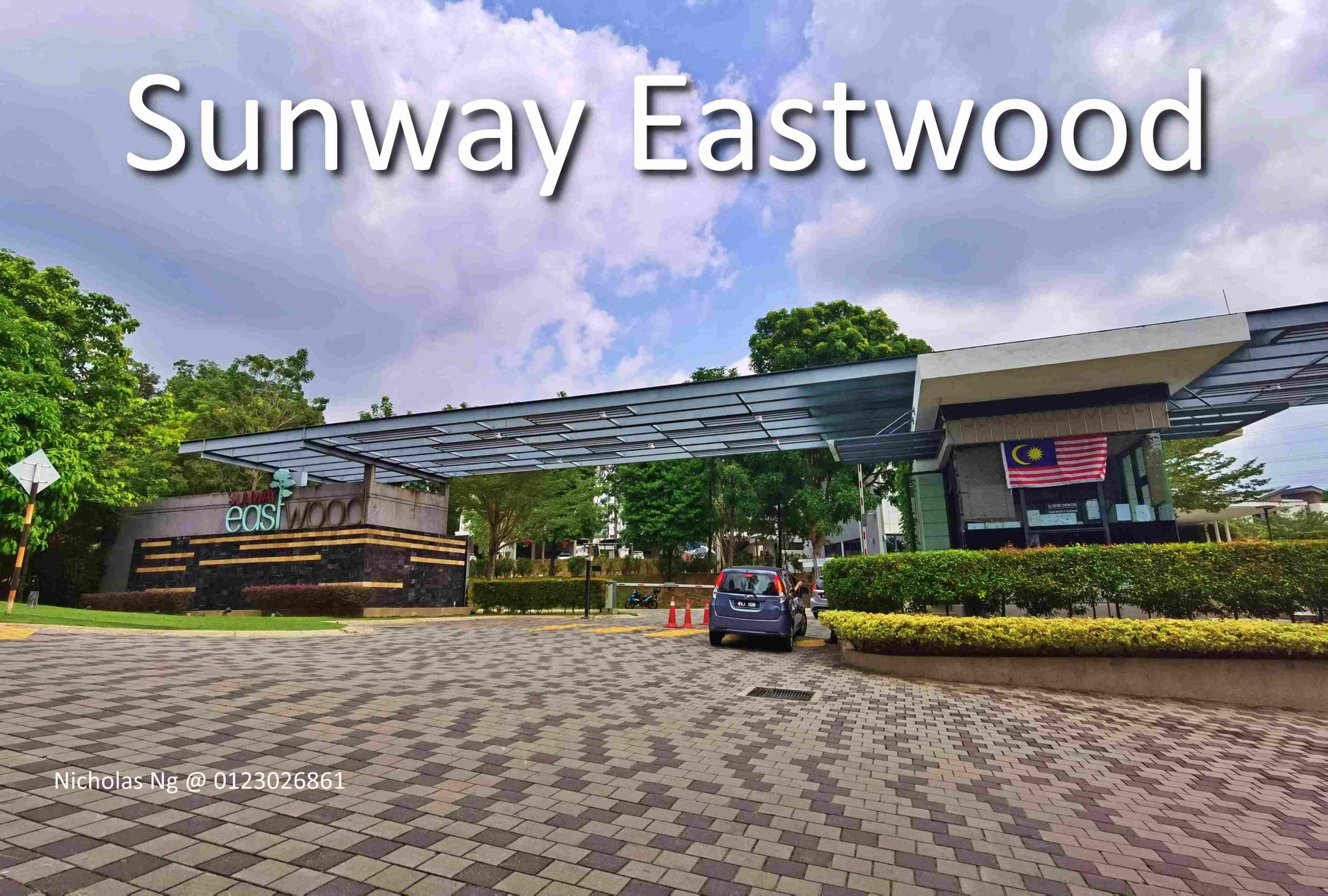 Sunway Eastwood in Equine Park, Spacious 3 Storey Semi-D For Rent.
