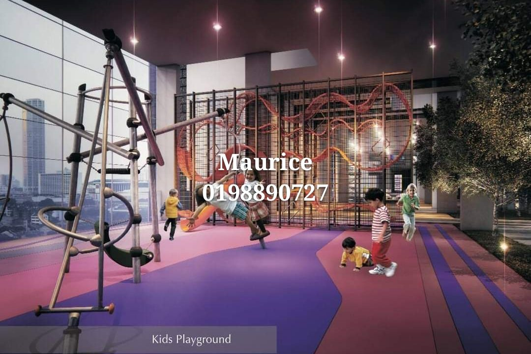 Urban Suites_Facilities_Children playground
