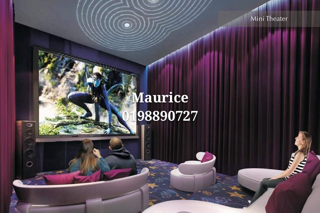 Urban Suites_Facilities_Theatre