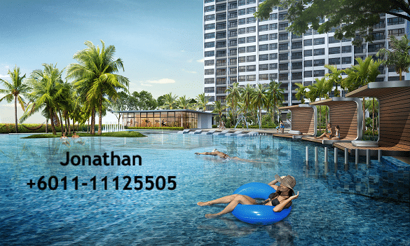 Jonathan - 3 Residence Pool WM 2