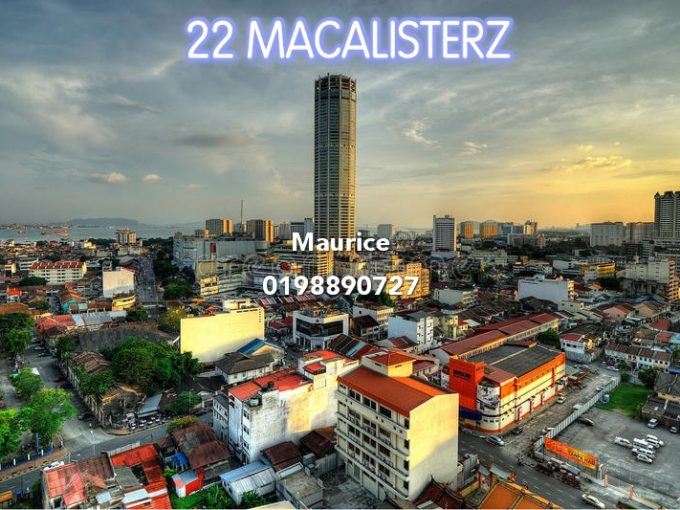 22Macalisterz @ Georgetown